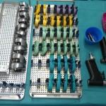 Implants d'essai